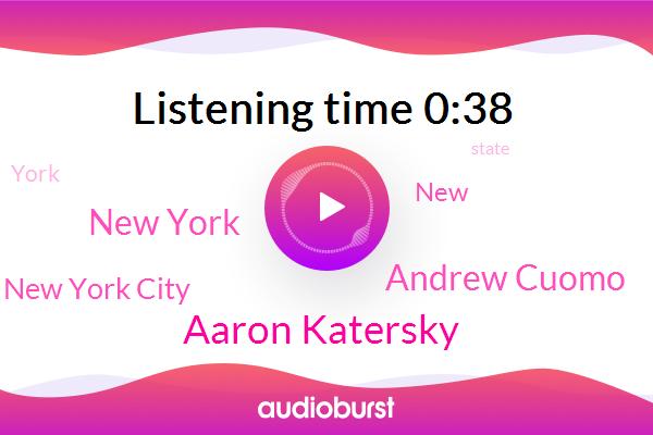 New York,ABC,Aaron Katersky,Andrew Cuomo,New York City