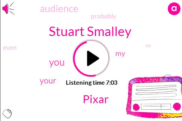 Pixar,Stuart Smalley