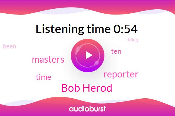Bob Herod,Reporter