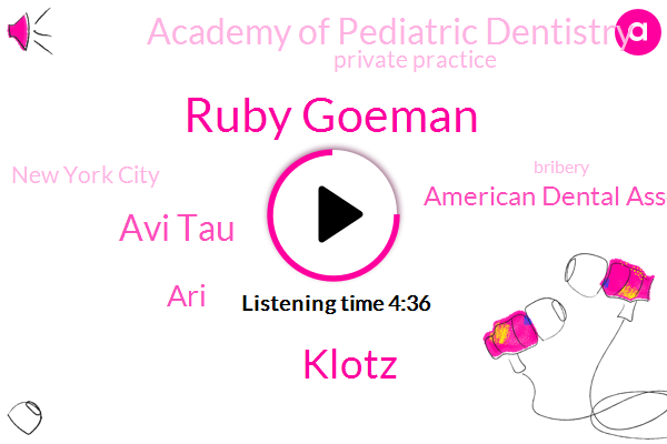 Listen: Don't Dread the Dentist With Dr. Ruby Gelman
