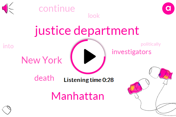 Listen: Psychiatrist okayed Epstein's removal from suicide watch