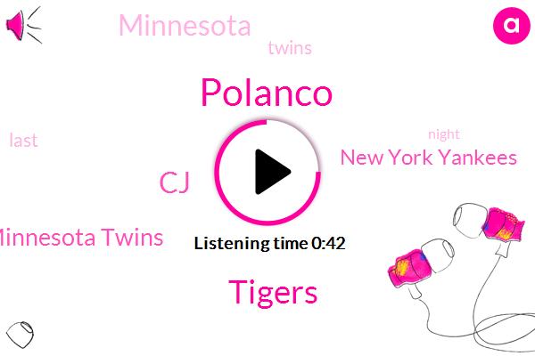 Listen: Cron's three-run homer helps Twins beat Tigers 13-5