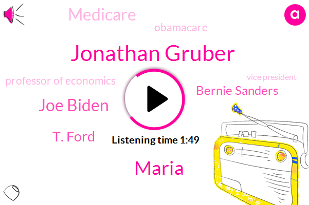 Listen: ObamaCare architect: I don't agree with Medicare-for-all