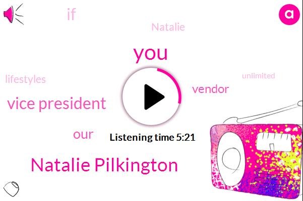 Natalie Pilkington,Vice President