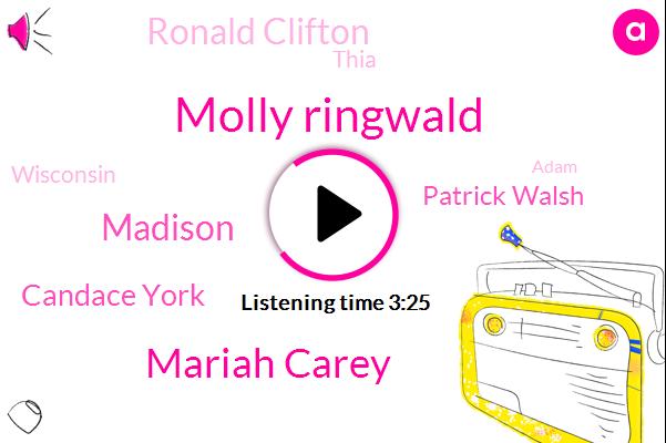 Molly Ringwald,Mariah Carey,Madison,Candace York,Patrick Walsh,Ronald Clifton,Thia,Wisconsin,Adam,John,Hughes,Fifty Year