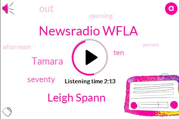Newsradio Wfla,Leigh Spann,Tamara
