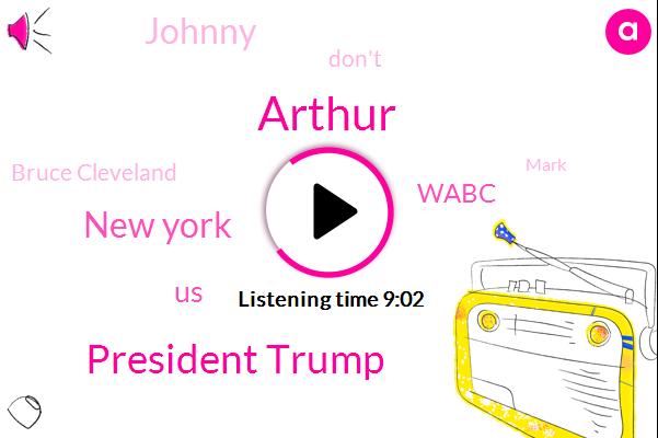 Arthur,President Trump,New York,United States,Wabc,Johnny,Bruce Cleveland,Mark,Hillary Clinton,Drug Overdose,LOU,FOX,Joel