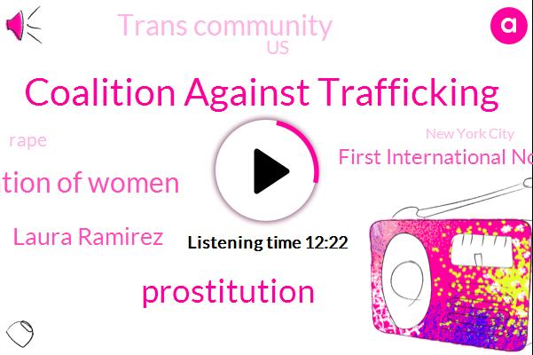 Coalition Against Trafficking,Prostitution,National Organization Of Women,Laura Ramirez,First International Non Governmental Organization,Trans Community,United States,Rape,New York City,York,K. A. N. D. U.,Terry,Coordinator,Palermo,Times,Partner,Wanna,Queens