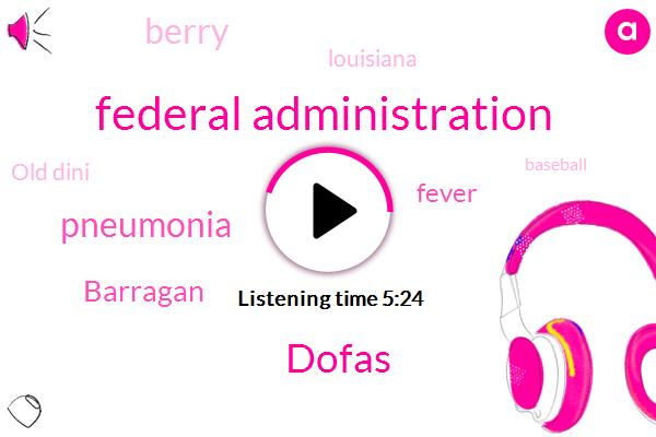 Federal Administration,Getty,Dofas,Pneumonia,Barragan,Fever,Berry,Louisiana,Old Dini,Baseball,ATF,House Of Representatives,Mrs Dalloway,Virginia,NFL