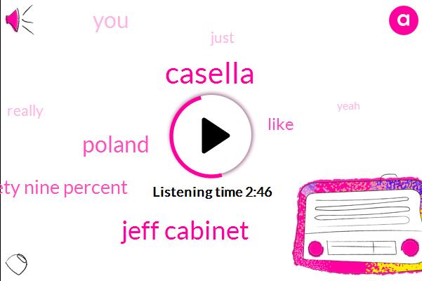 Casella,Jeff Cabinet,Poland,Ninety Nine Percent