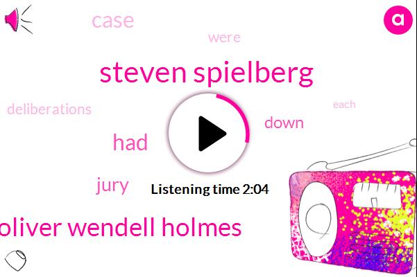 Steven Spielberg,Oliver Wendell Holmes