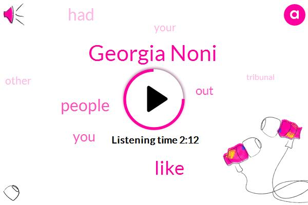 Georgia Noni