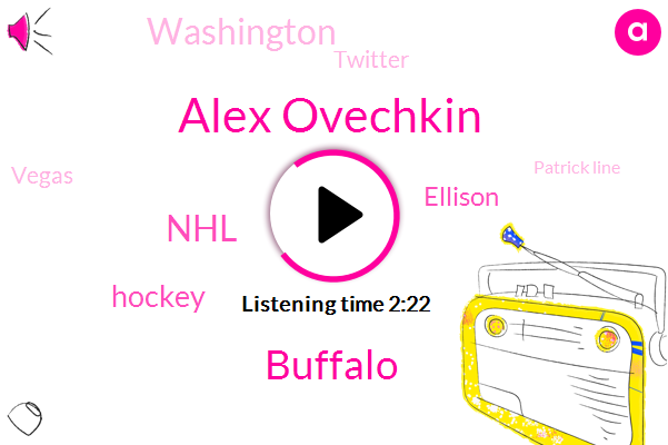 Alex Ovechkin,Buffalo,NHL,Hockey,Ellison,Washington,Twitter,Vegas,Patrick Line,Winnipeg,Dallas,Peter Lobby,Lovie,Matthews,Six Six Cups