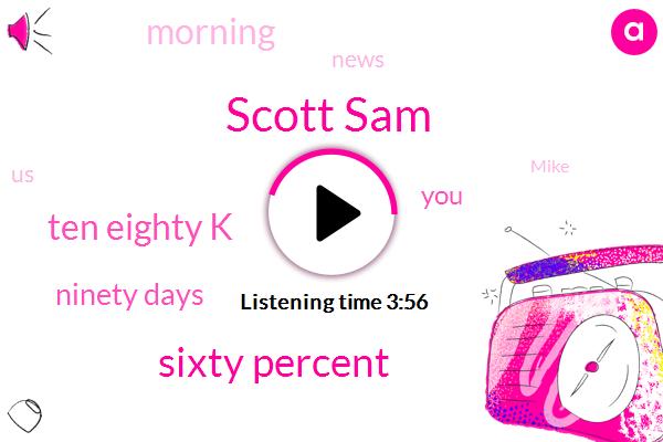 Scott Sam,Sixty Percent,Ten Eighty K,Ninety Days