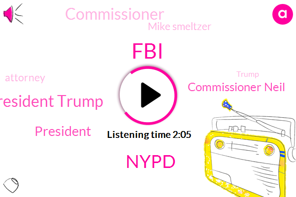 FBI,Nypd,President Trump,Commissioner Neil,Commissioner,Mike Smeltzer,Attorney,Donald Trump,FLU,Quantico,Justice Carpoolers,Bill Sweeney,CNN,Virginia,Assistant Director,Peter Haskell,Mike Shmelts