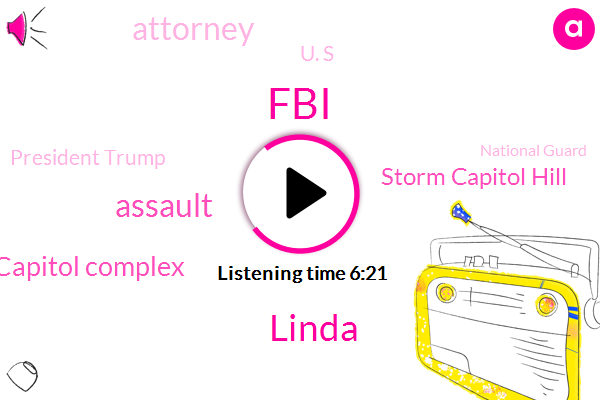 FBI,Linda,Assault,Capitol Complex,Storm Capitol Hill,Attorney,U. S,President Trump,National Guard,Senator,Cortez,Washington,CBS,RNC,Mark Meadows,Maura,Congress