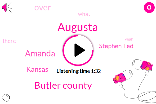Augusta,Butler County,Amanda,Kansas,Stephen Ted