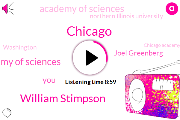 Chicago,William Stimpson,Chicago Academy Of Sciences,Joel Greenberg,Academy Of Sciences,Northern Illinois University,Washington,Chicago Academy Science,L E,Western Academy Of Sciences,North Pacific,Lincoln Park Zoo,Mega Therion Club,Illinois,Jennifer,Lockport Township High School,Stimson,Word Museum
