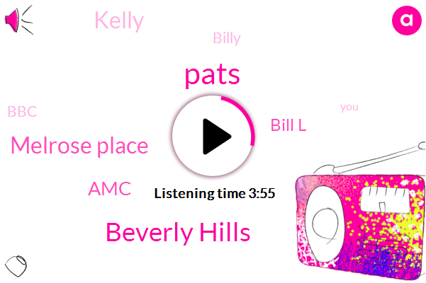 Pats,Beverly Hills,Melrose Place,AMC,Bill L,Kelly,Billy,BBC,Dave,America,Twelve Year