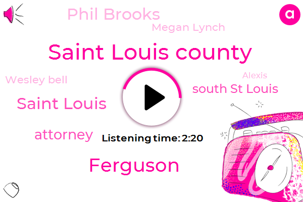 Saint Louis County,Saint Louis,Ferguson,Attorney,South St Louis,Phil Brooks,Megan Lynch,Wesley Bell,Alexis,Steve Templeton,Facebook,Macau,Alavi,Lafayette Park,Theft,Michigan