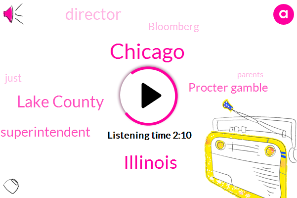Illinois,Chicago,Lake County,Superintendent,Procter Gamble,Director,Bloomberg