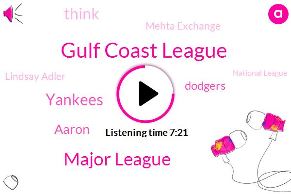 Gulf Coast League,Major League,Yankees,Aaron,Baseball,Dodgers,Mehta Exchange,Lindsay Adler,National League,SOX,Twitter,Reporter,Writer,Williams,Hayes,DAN,BEN