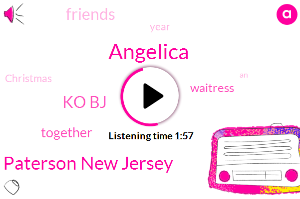 Angelica,Paterson New Jersey,Ko Bj