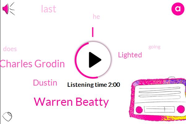 Warren Beatty,Carson,Charles Grodin,Dustin,Johnny,Lighted