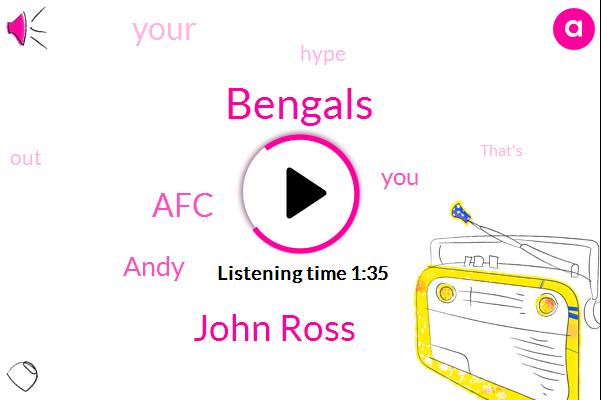 Bengals,John Ross,AFC,Andy