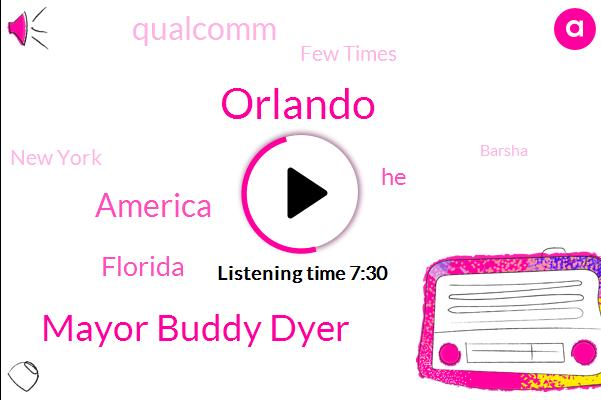 Orlando,Mayor Buddy Dyer,FOX,America,Florida,Qualcomm,Few Times,ABC,New York,Barsha,Andretti,Jiwa,Cuomo,Steakhouse.,Jerry Demings,Casey,Orange,Henry