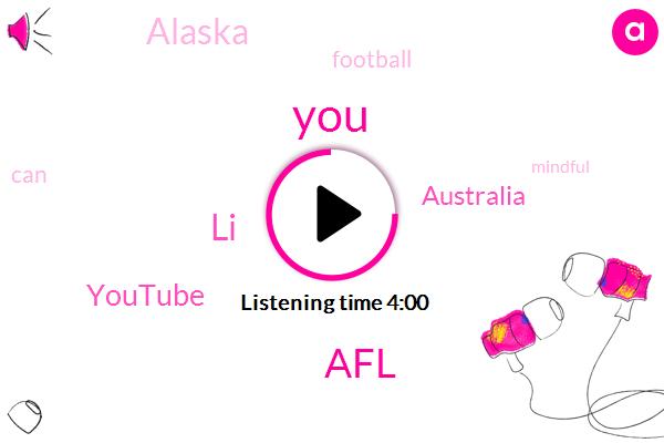 AFL,LI,Youtube,Australia,Alaska,Football
