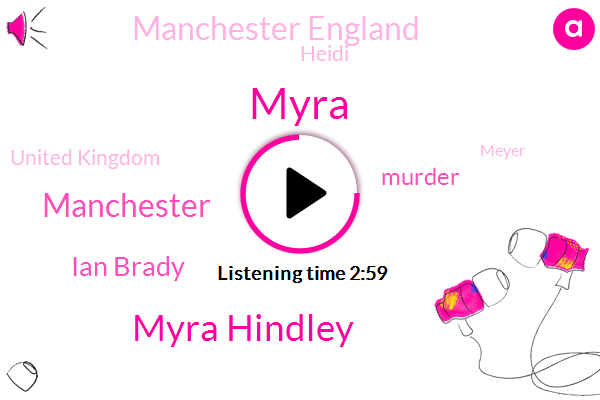 Myra Hindley,Myra,Ian Brady,Manchester,Murder,Manchester England,Heidi,United Kingdom,Meyer,Maureen,Myers,Eight Years,Two Year