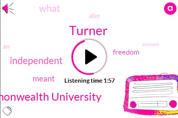 Turner,Virginia Commonwealth University