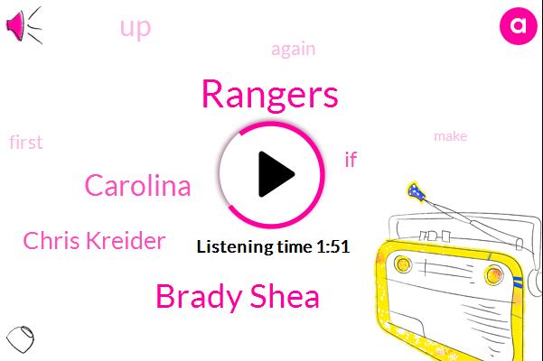 Rangers,Brady Shea,Carolina,Chris Kreider