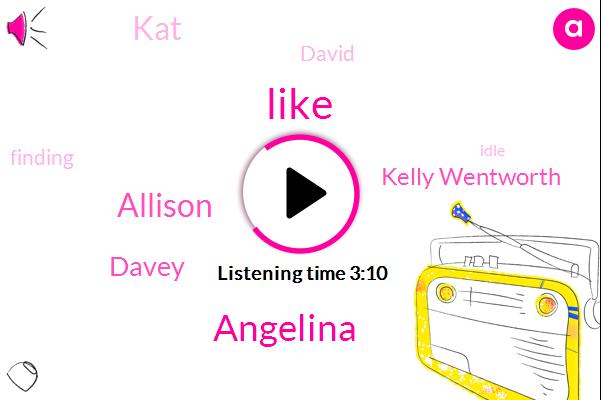 Angelina,Allison,Davey,Kelly Wentworth,KAT,David
