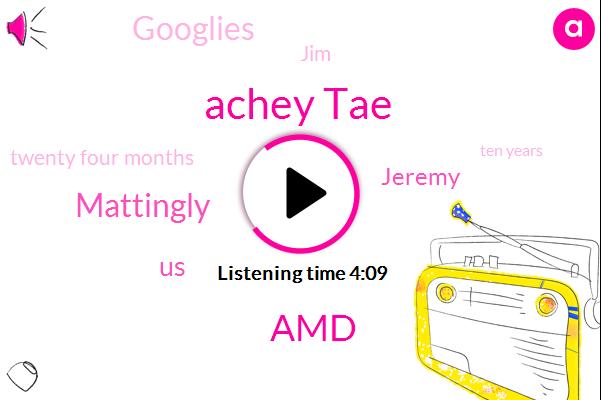 Achey Tae,AMD,Mattingly,United States,Jeremy,Googlies,JIM,Twenty Four Months,Ten Years