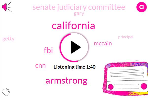 California,Armstrong,FBI,CNN,Mccain,Senate Judiciary Committee,Gary,Getty,Principal,Deputy Director,Andrew Mccabe,Hillary Clinton,Senator Chuck Grassley Grassley,Thirty Two Percent