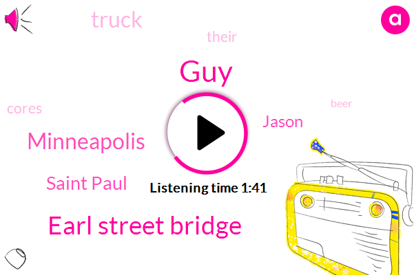 GUY,Earl Street Bridge,Minneapolis,Saint Paul,Jason