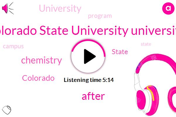 Colorado State University University
