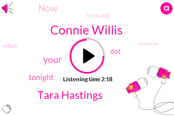 Connie Willis,Tara Hastings