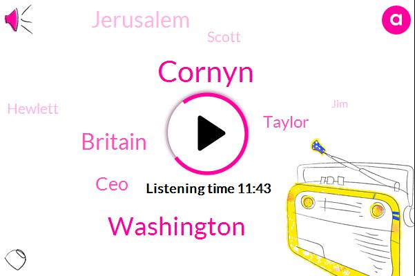 Tennis,Cornyn,Washington,Britain,CEO,Taylor,Jerusalem,Scott,Hewlett,JIM,Hopkins,Lewis,AL,Elliot