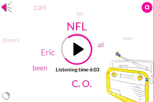 C. O.,Eric,NFL