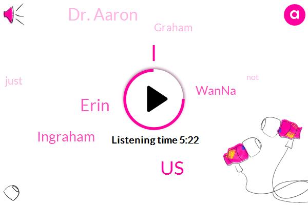United States,Erin,Ingraham,Wanna,Dr. Aaron,Graham