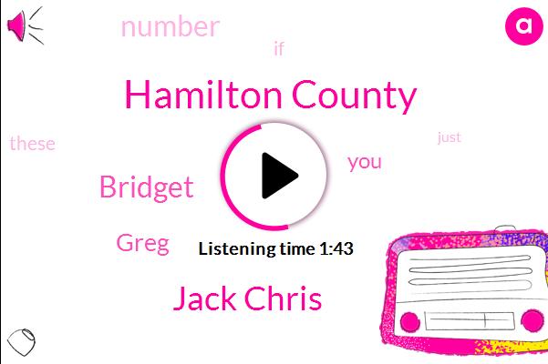 Hamilton County,Jack Chris,Bridget,Greg