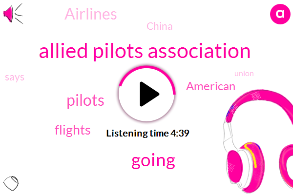 Allied Pilots Association