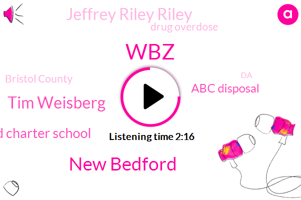 New Bedford,ABC,Tim Weisberg,WBZ,New Bedford Charter School,Abc Disposal,Jeffrey Riley Riley,Drug Overdose,Bristol County,DA,Bruins,Celtics,Massachusetts,Worcester,Commissioner,Albert Hubbard,Perec,Kinney,Abegg