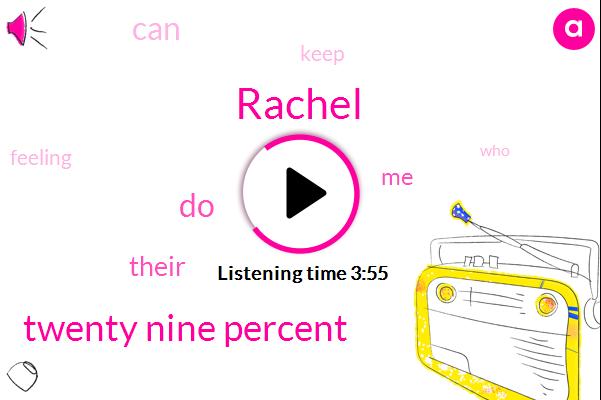 Rachel,MEG,Twenty Nine Percent