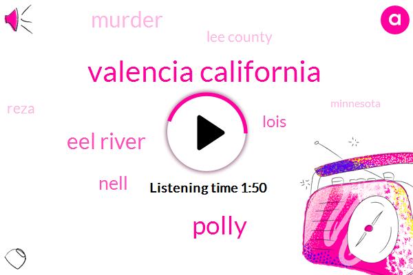 Valencia California,Polly,Eel River,Nell,Lois,Murder,Lee County,Reza,Minnesota,Fort Myers Florida,Boston,California,Mendocino County,Florida High School,Broward County,Fifty Six Year,Twelve Year