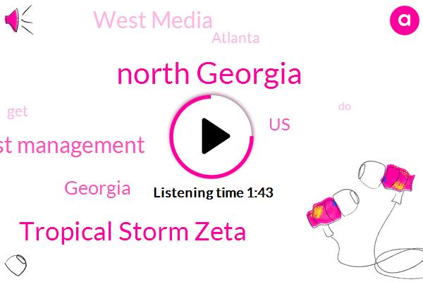 North Georgia,Tropical Storm Zeta,Breda Pest Management,Georgia,United States,West Media,Atlanta