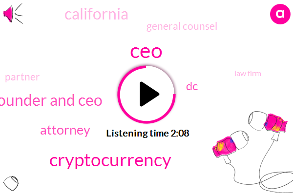CEO,Cryptocurrency,Founder And Ceo,Attorney,DC,California,General Counsel,Partner,Law Firm,Sarah,Free Trade,Real Estate,Thirty Forty Years